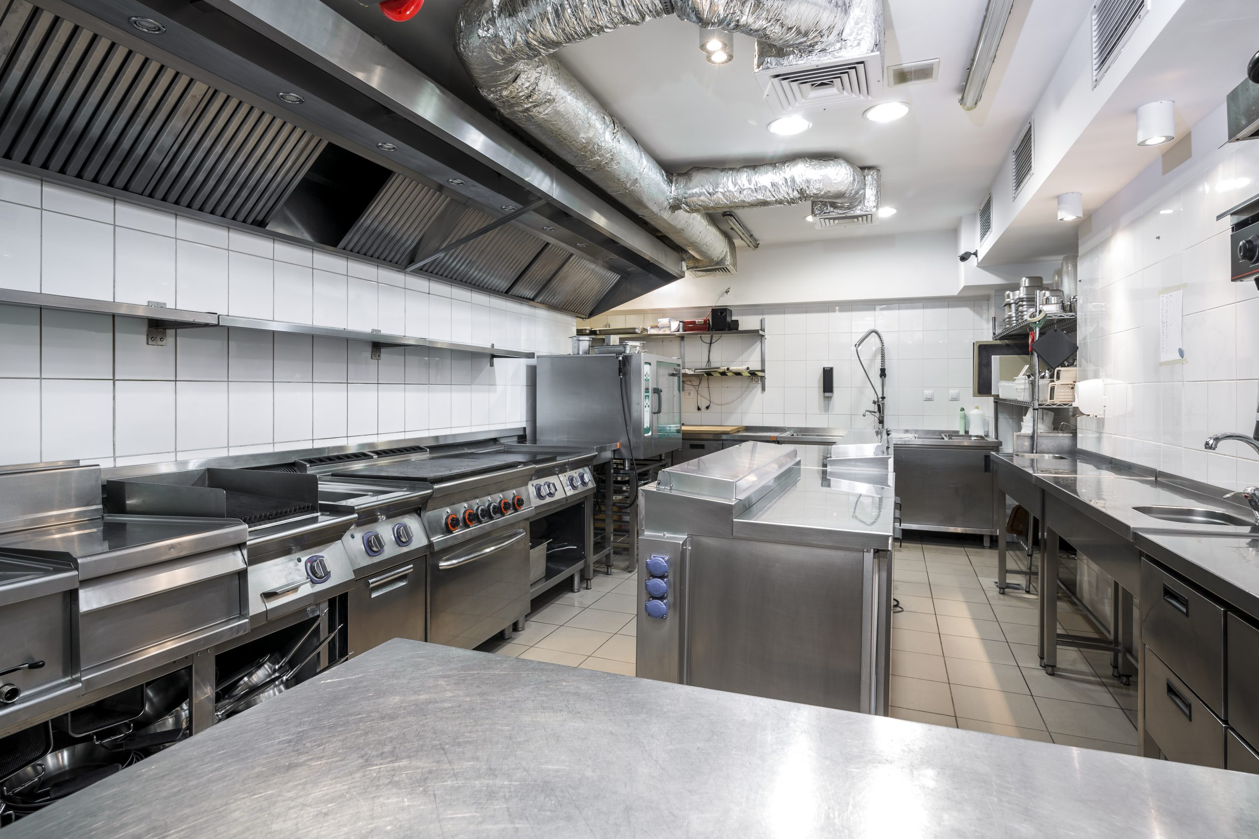 commercial kitchen equipment service