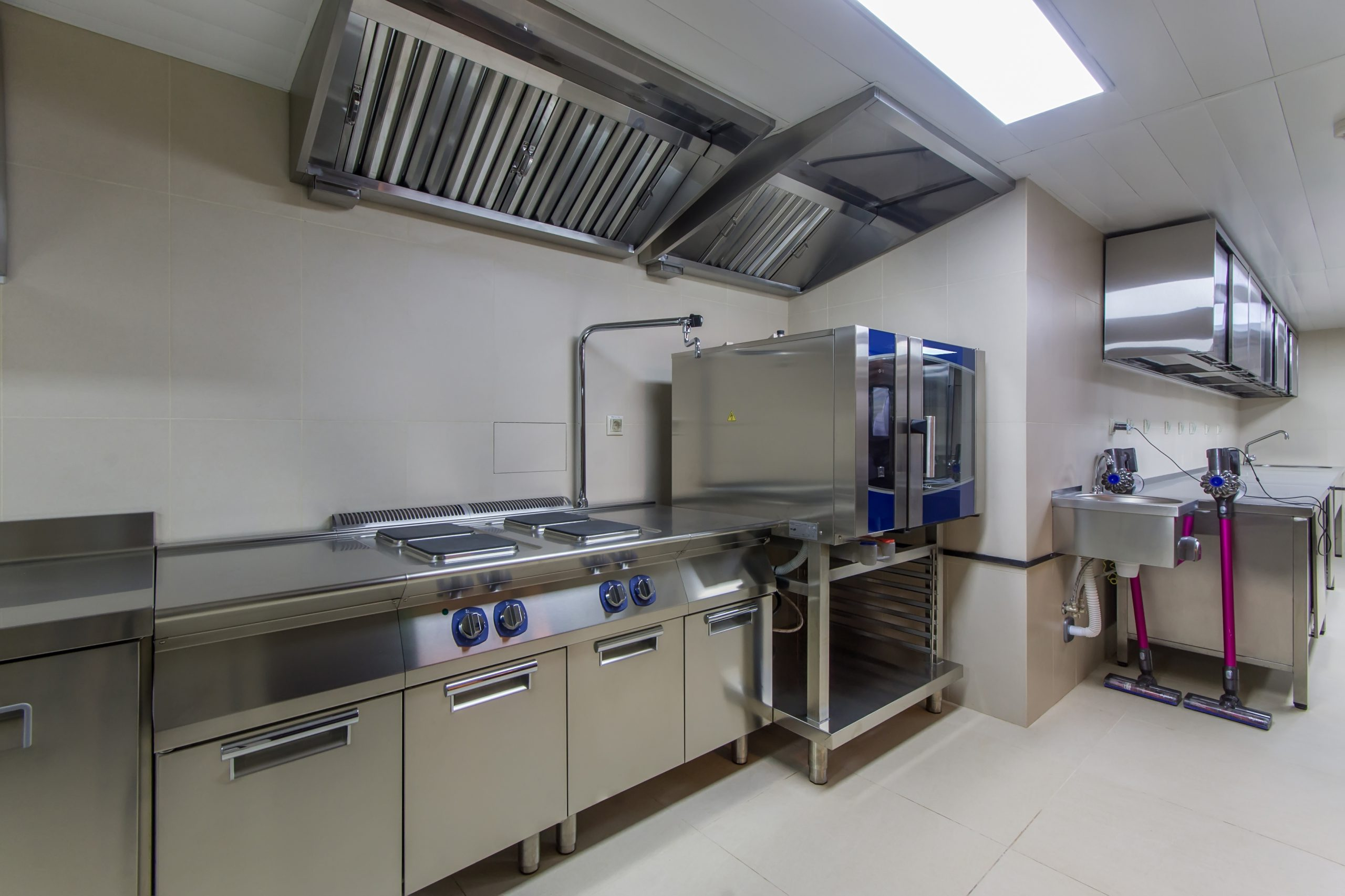 commercial kitchen equipment service and installation