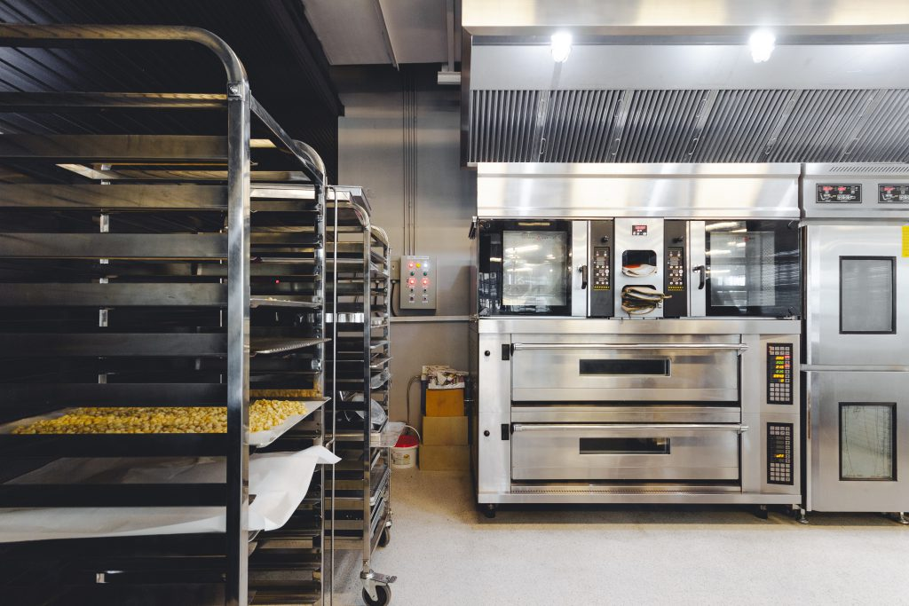 commercial kitchen equipment service installation