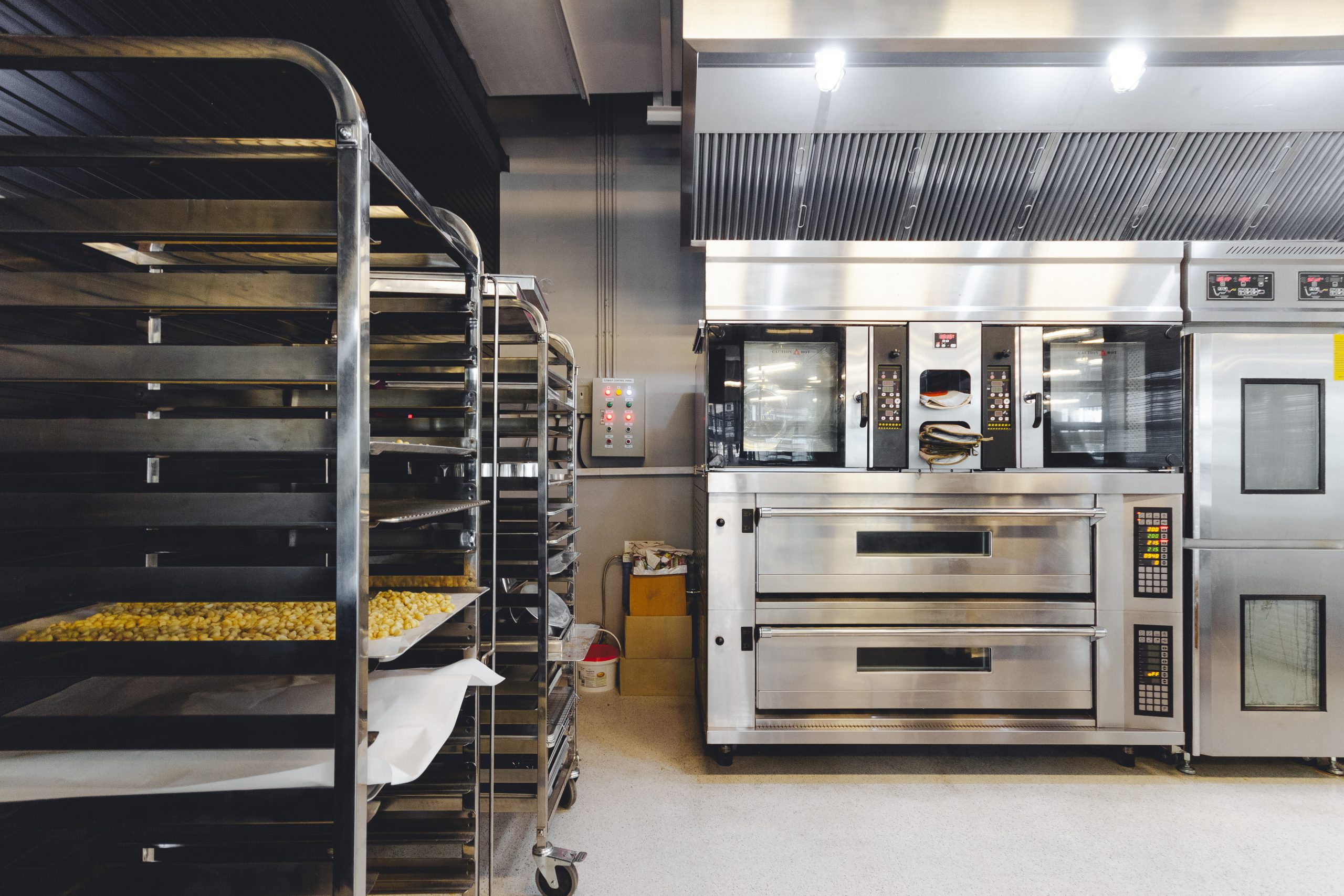 commercial kitchen equipment service installation