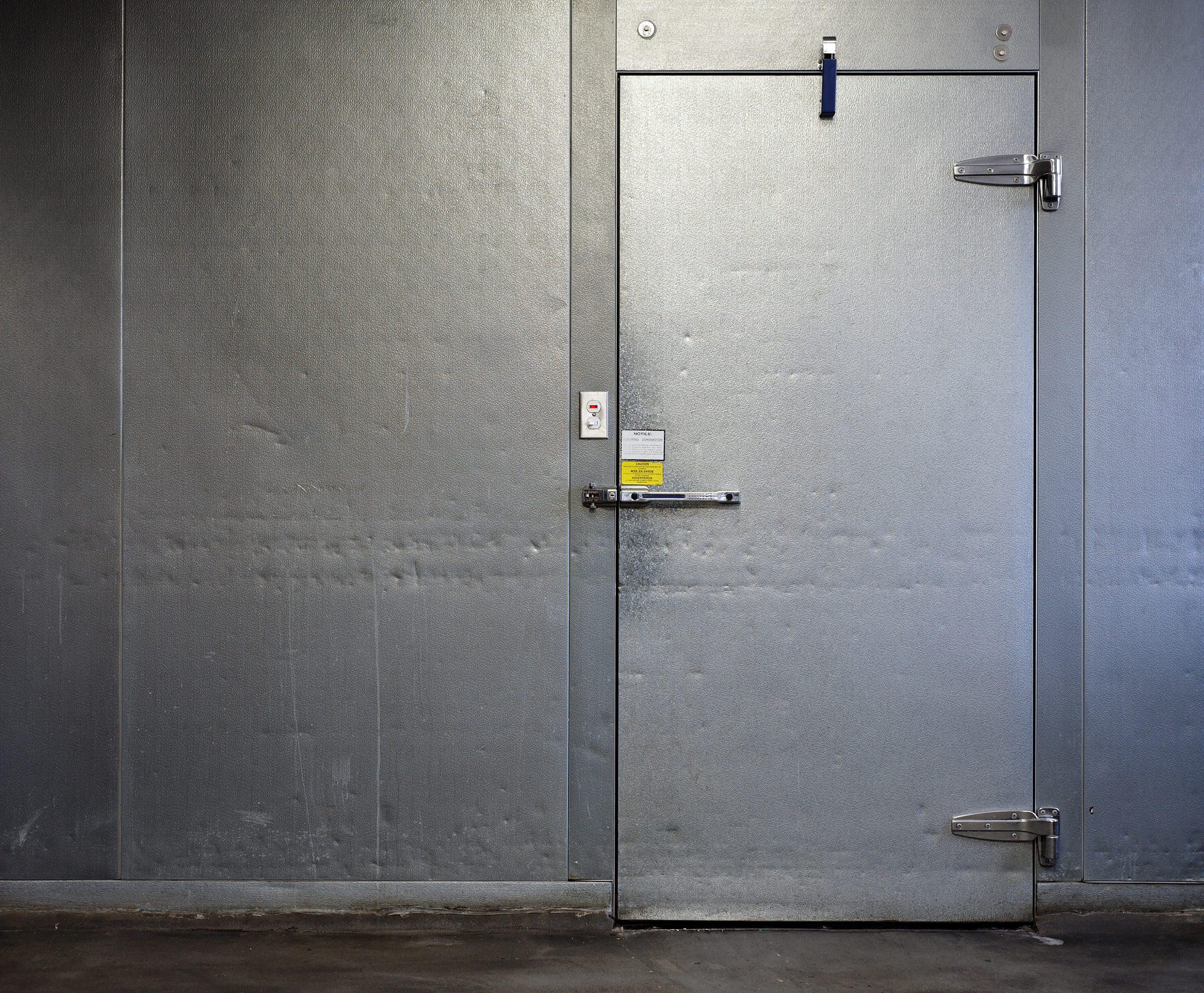 commercial refrigeration walkin cooler repair