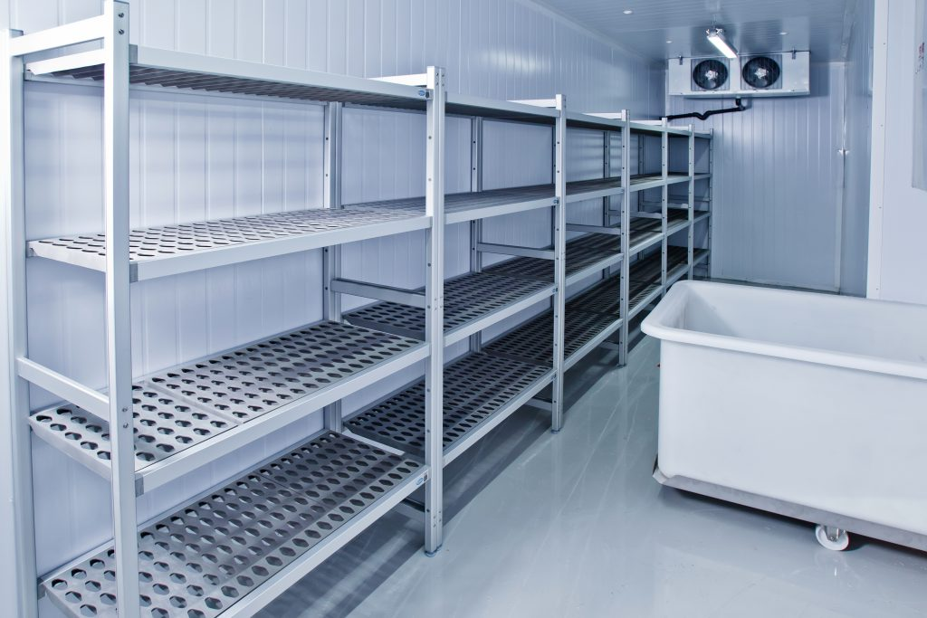 commercial refrigeration walk-in cooler service