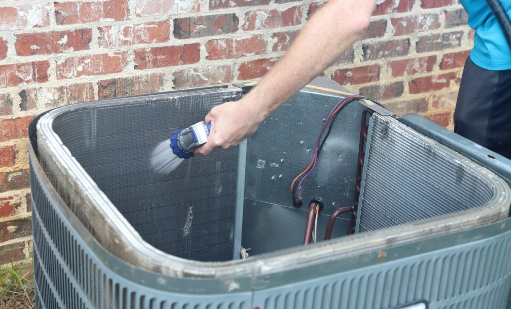 residential heating cooling air conditioning maintenance